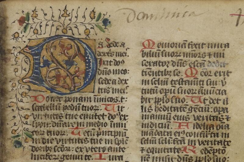 Valognes, Bibl. mun., ms. 0006, f. 176 - vue 2