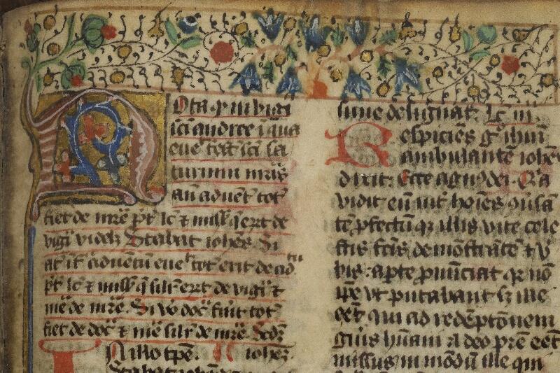 Valognes, Bibl. mun., ms. 0006, f. 229 - vue 2