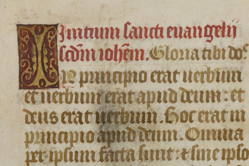 Valognes, Bibl. mun., ms. 0010, f. 013 - vue 2