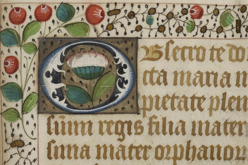 Valognes, Bibl. mun., ms. 0010, f. 018 - vue 2