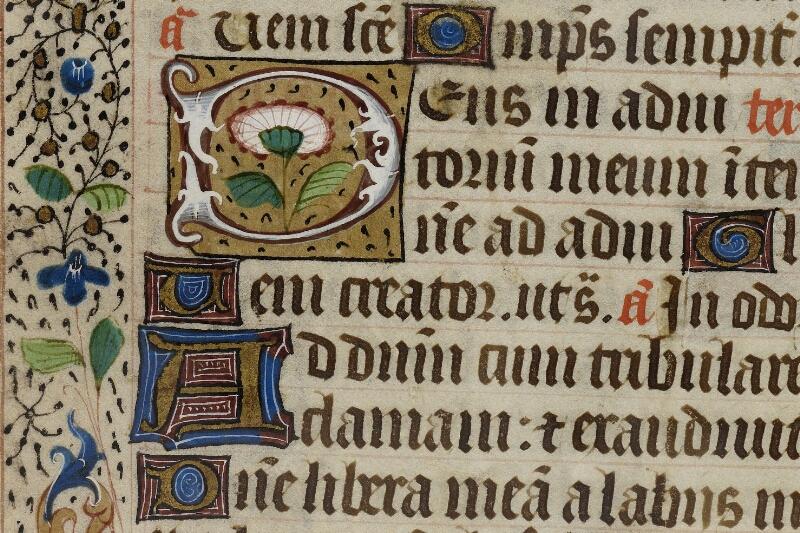 Valognes, Bibl. mun., ms. 0010, f. 046v - vue 2