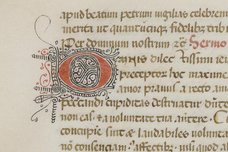 Valognes, Bibl. mun., ms. 0018, f. 006v - vue 2