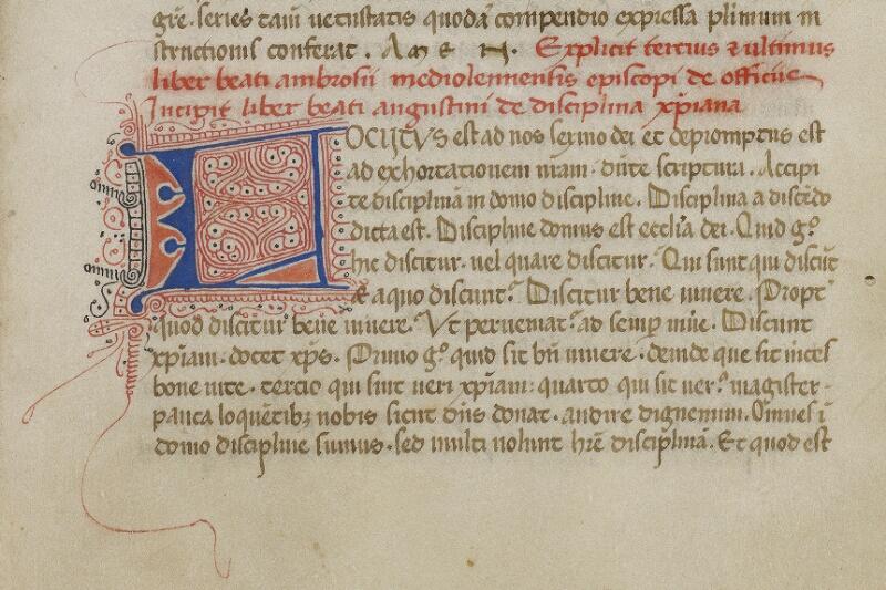 Valognes, Bibl. mun., ms. 0018, f. 062 - vue 2