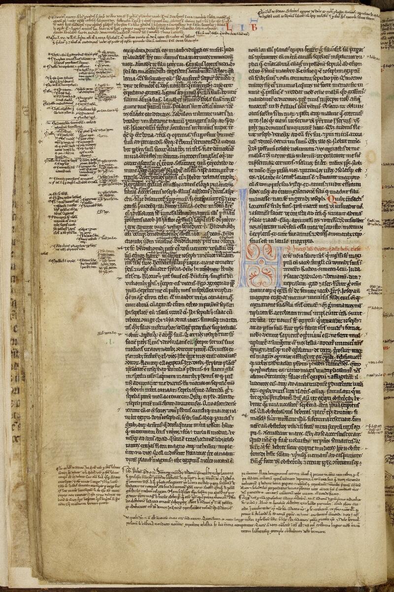 Valognes, Bibl. mun., ms. 0002, f. 012v - vue 1
