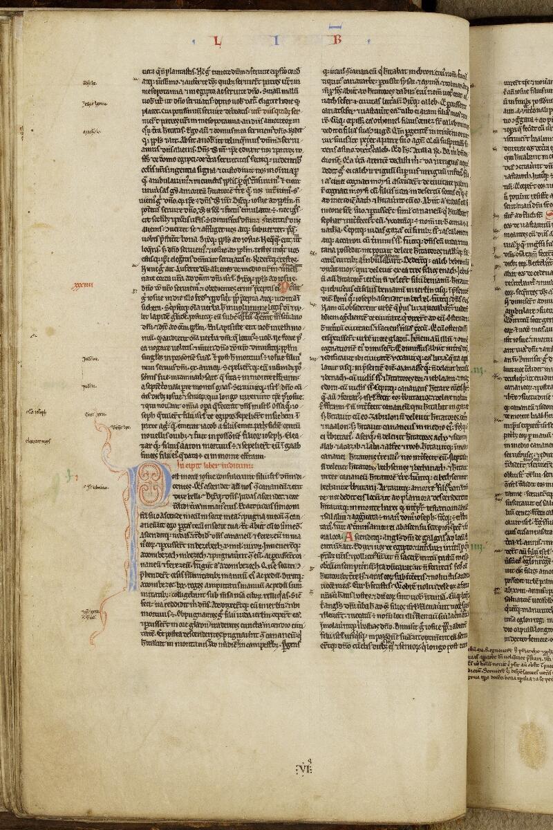 Valognes, Bibl. mun., ms. 0002, f. 047v - vue 1
