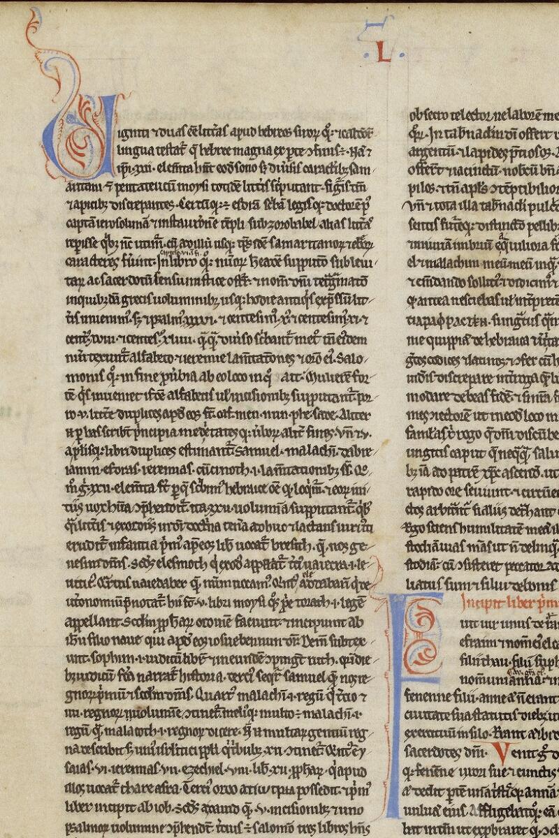 Valognes, Bibl. mun., ms. 0002, f. 053v - vue 2