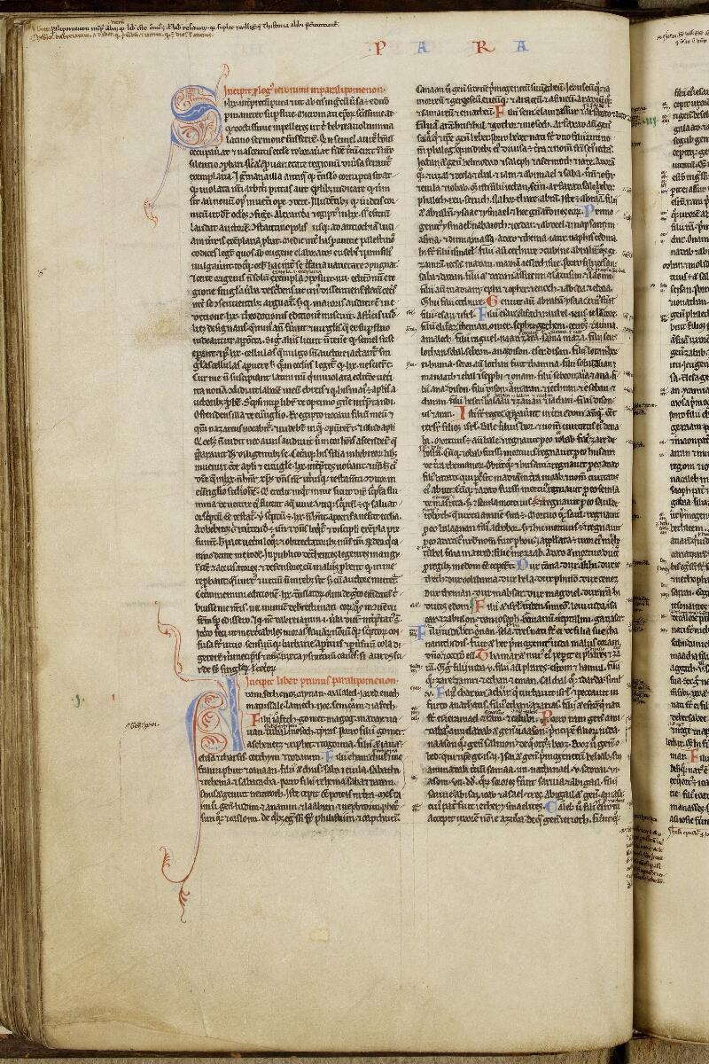 Valognes, Bibl. mun., ms. 0002, f. 078v - vue 1