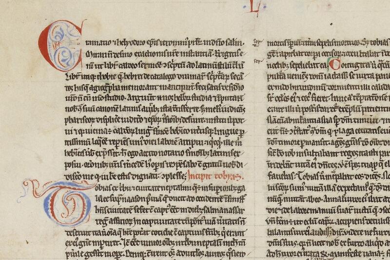 Valognes, Bibl. mun., ms. 0002, f. 098v - vue 2