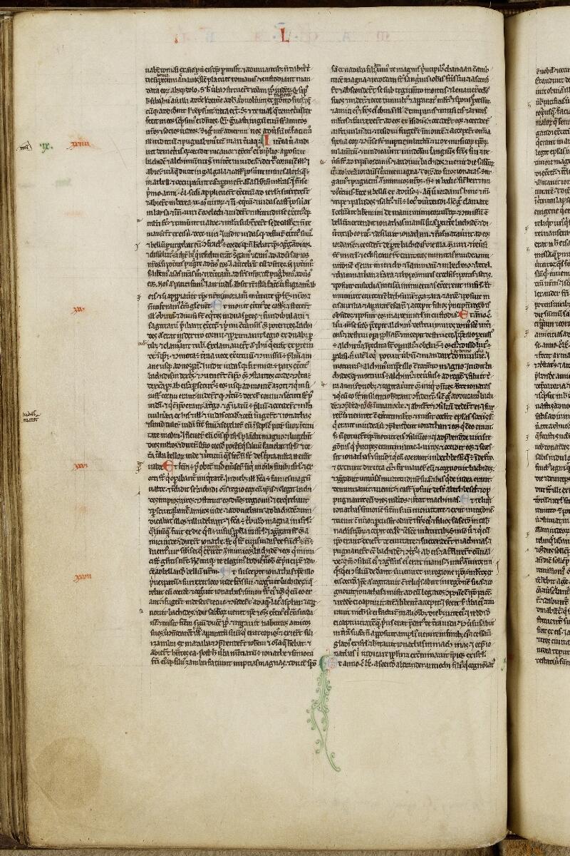 Valognes, Bibl. mun., ms. 0002, f. 108v - vue 1