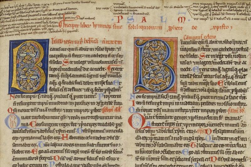 Valognes, Bibl. mun., ms. 0002, f. 116 - vue 2