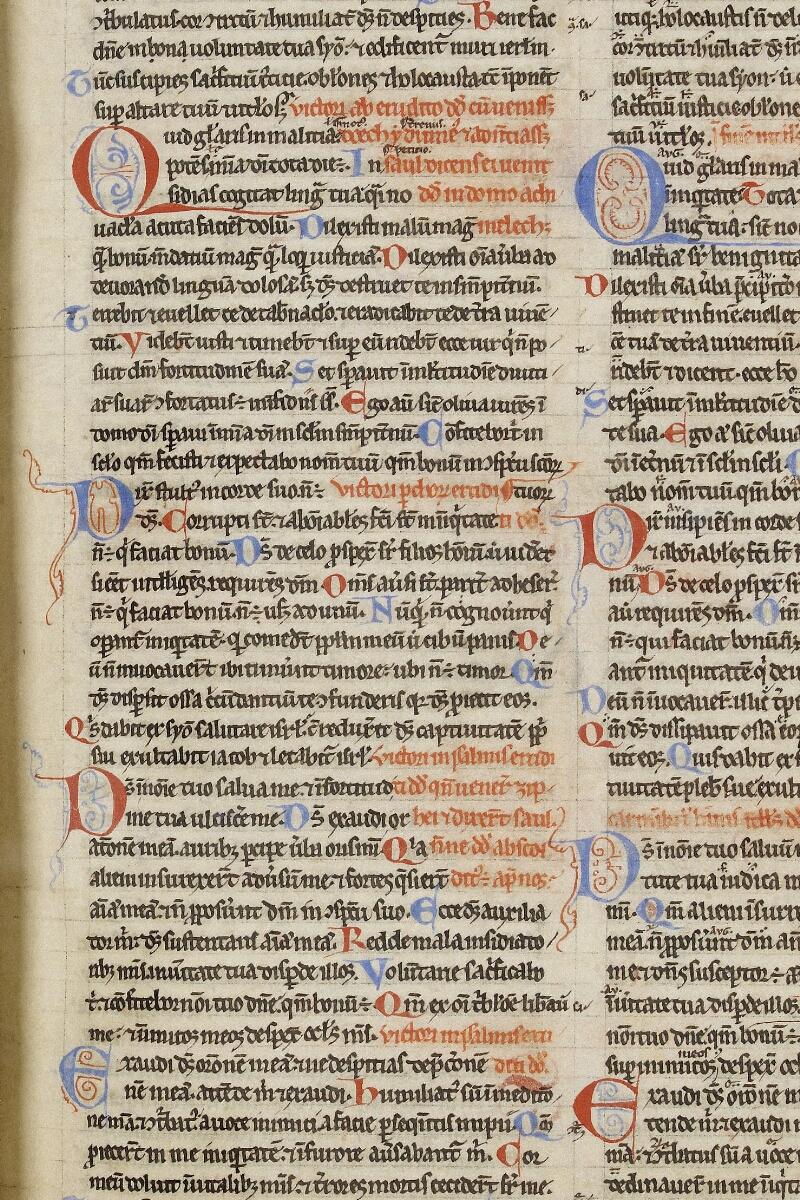 Valognes, Bibl. mun., ms. 0002, f. 124 - vue 2