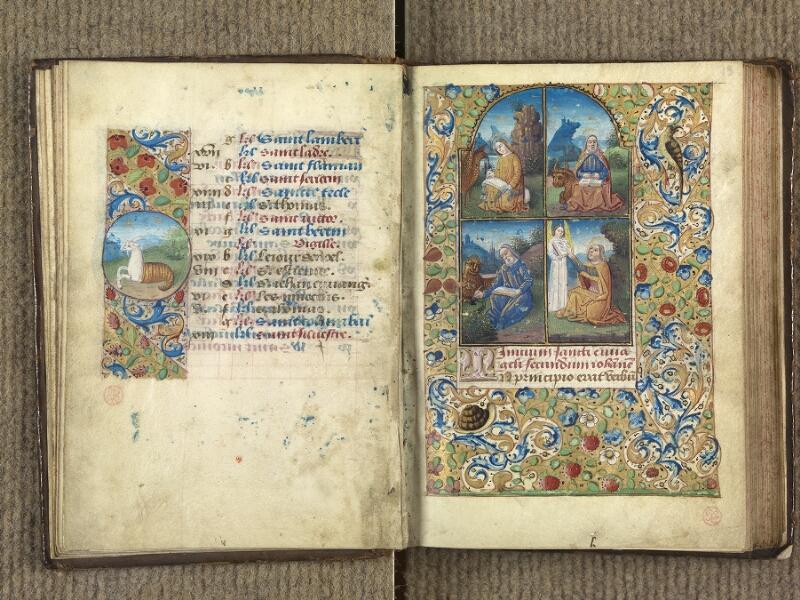 VERSAILLES, Bibliothèque municipale, 1686 (139 M), f. 012v - 013