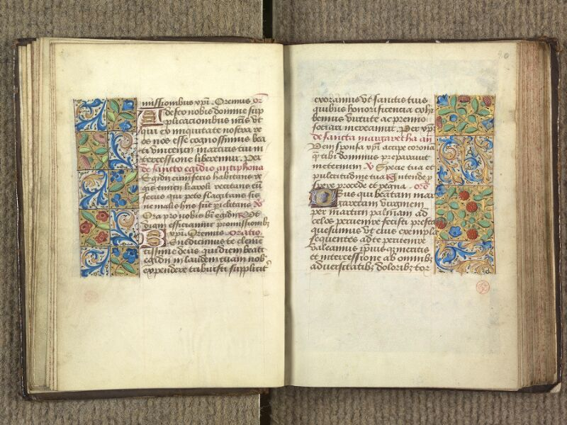 VERSAILLES, Bibliothèque municipale, 1686 (139 M), f. 019v - 020