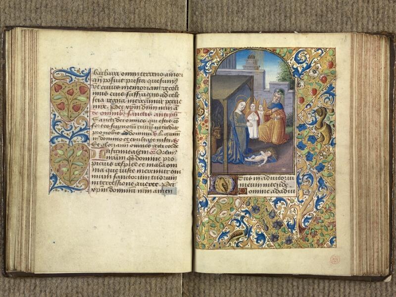 VERSAILLES, Bibliothèque municipale, 1686 (139 M), f. 047v - 048