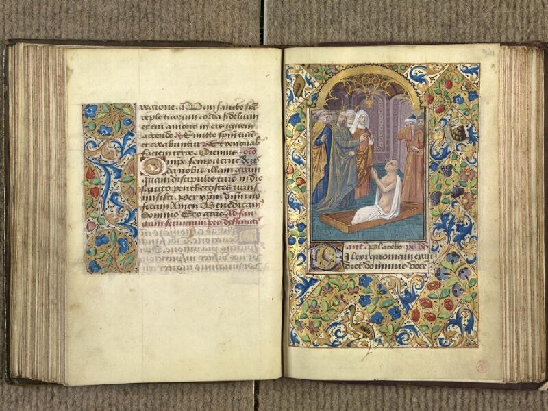 VERSAILLES, Bibliothèque municipale, 1686 (139 M), f. 093v - 094