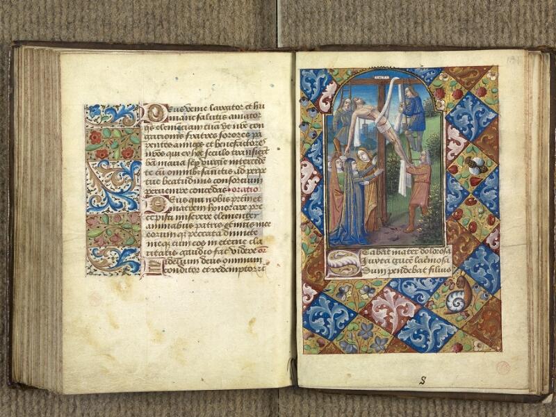 VERSAILLES, Bibliothèque municipale, 1686 (139 M), f. 130v - 131
