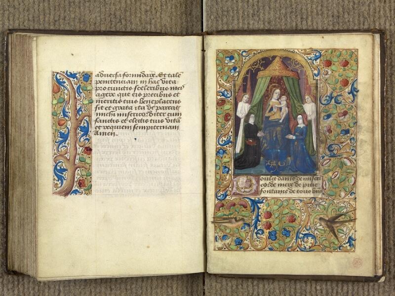 VERSAILLES, Bibliothèque municipale, 1686 (139 M), f. 138v - 139
