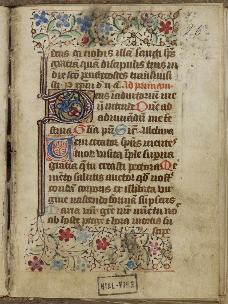 Vire, Bibl. mun., ms. 0003, f. 026