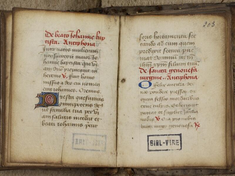 Vire, Bibl. mun., ms. 0004, f. 202v-203