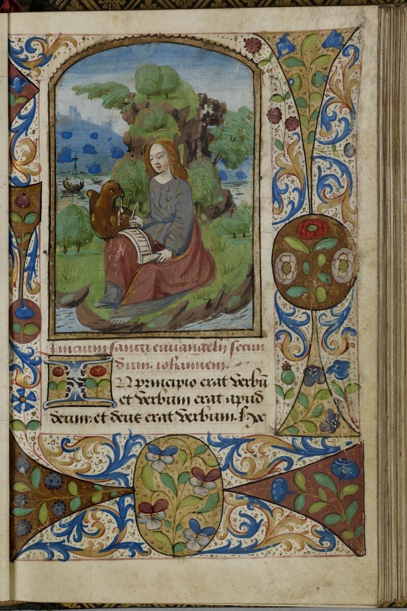 Vire, Bibl. mun., ms. A 0507, f. 013 - vue 1