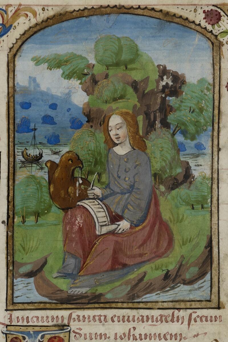 Vire, Bibl. mun., ms. A 0507, f. 013 - vue 2
