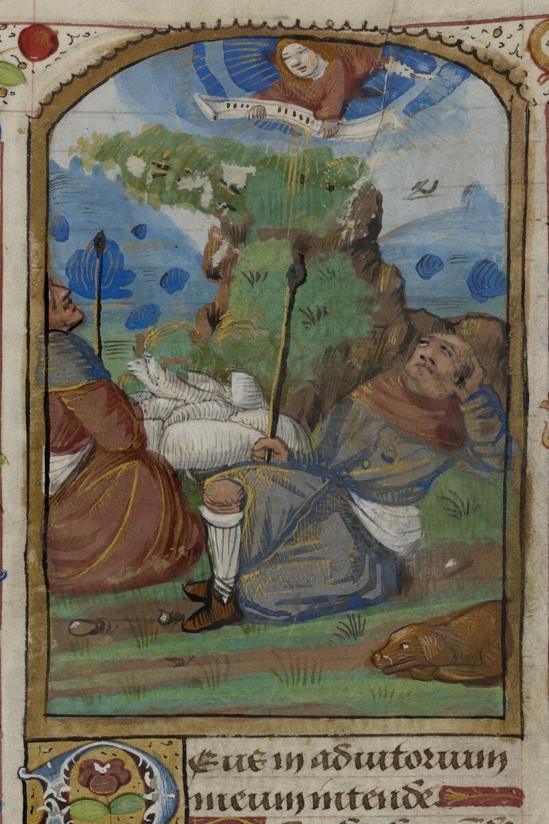 Vire, Bibl. mun., ms. A 0507, f. 042 - vue 2