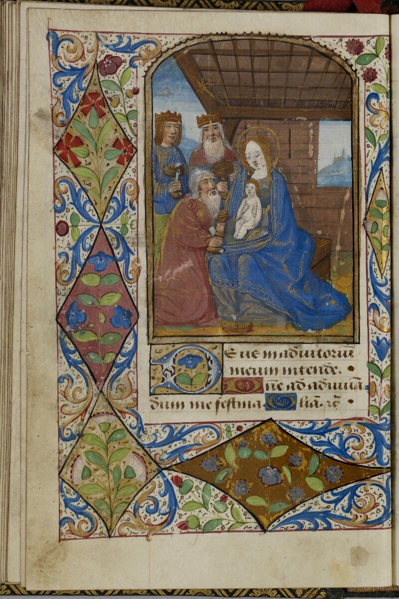 Vire, Bibl. mun., ms. A 0507, f. 044v - vue 1