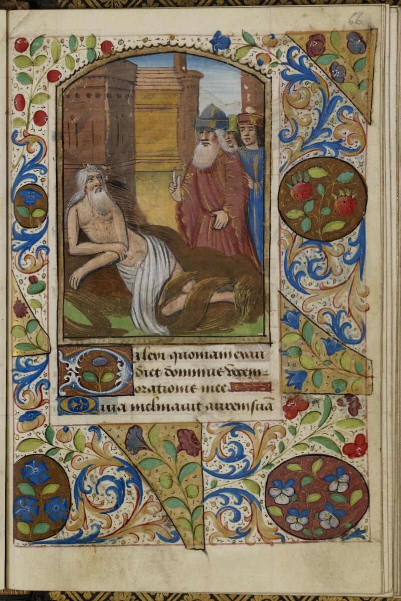 Vire, Bibl. mun., ms. A 0507, f. 066 - vue 1