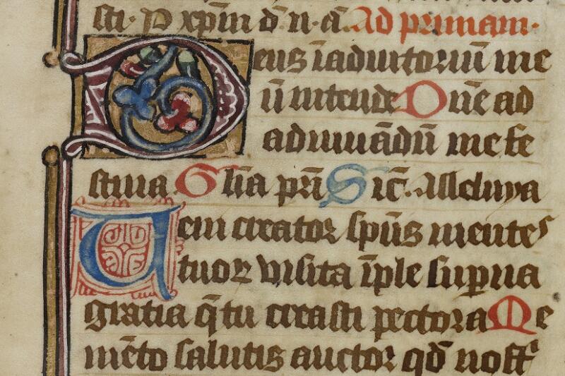 Vire, Bibl. mun., ms. 0003, f. 026 - vue 2