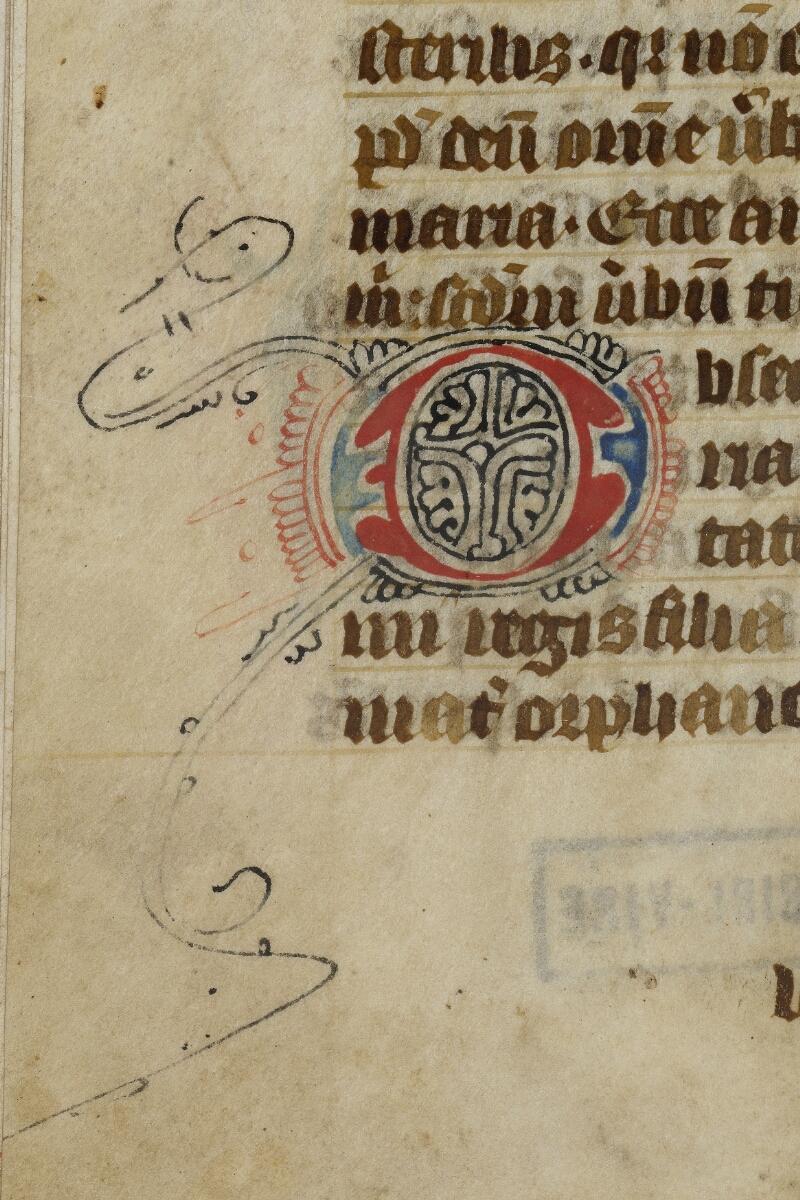 Vire, Bibl. mun., ms. 0003, f. 086v - vue 2