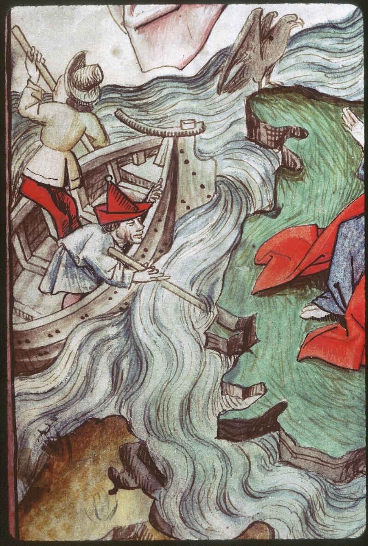 Lyon, Bibl. mun., ms. 0439, f. 002 - vue 3