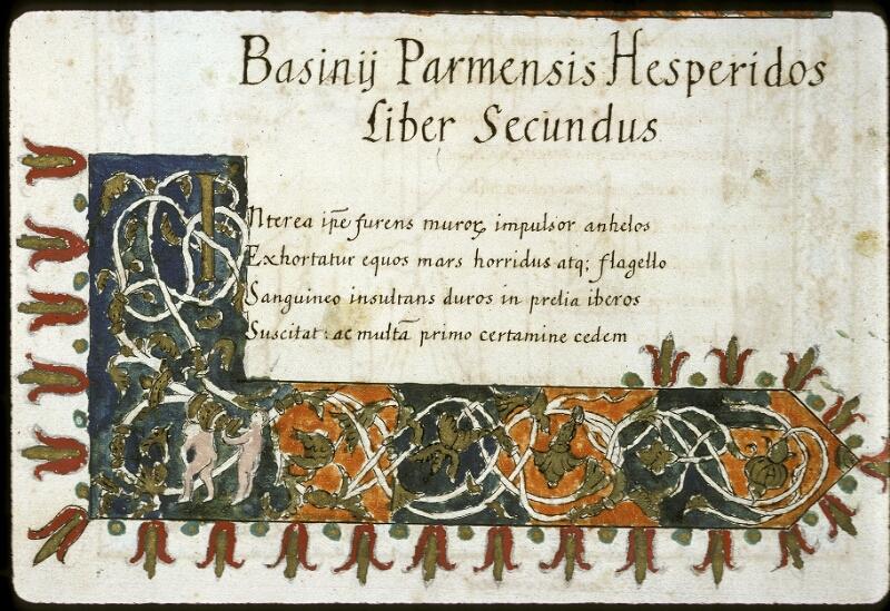 Lyon, Bibl. mun., ms. 0154, f. 015v - vue 3