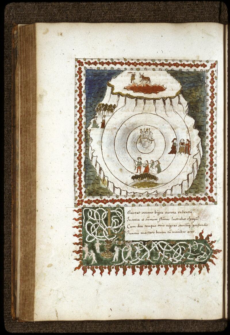 Lyon, Bibl. mun., ms. 0154, f. 081v - vue 1