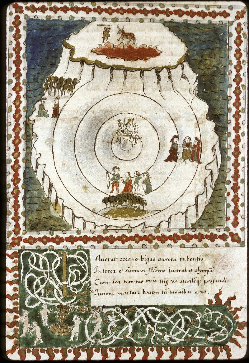 Lyon, Bibl. mun., ms. 0154, f. 081v - vue 2