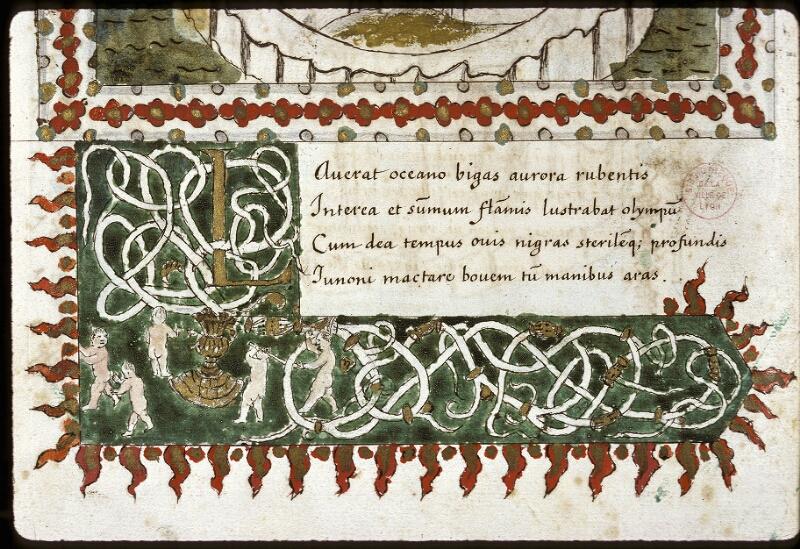 Lyon, Bibl. mun., ms. 0154, f. 081v - vue 3