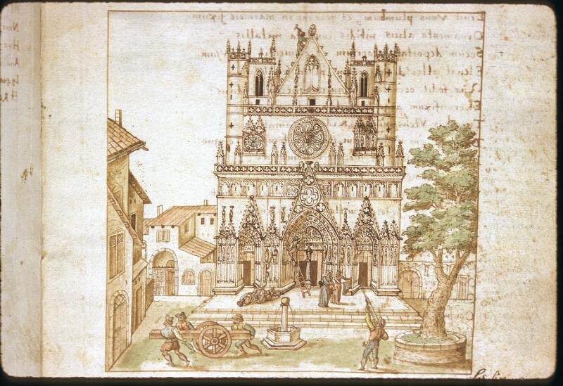 Lyon, Bibl. mun., ms. 0156, f. 003 - vue 2