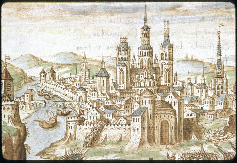 Lyon, Bibl. mun., ms. 0156, f. 007 - vue 2