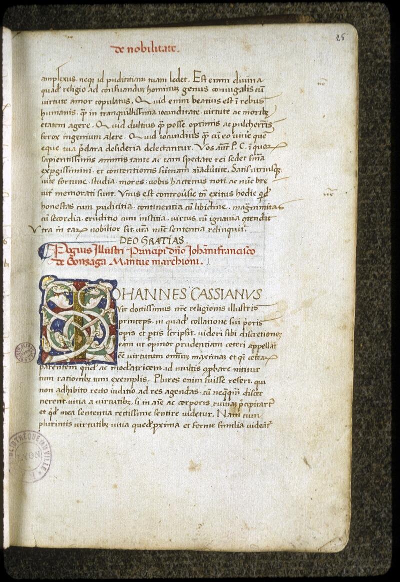 Lyon, Bibl. mun., ms. 0168, f. 025