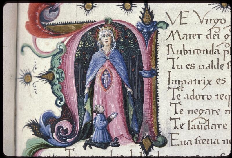 Lyon, Bibl. mun., ms. 0168, f. 216 - vue 2