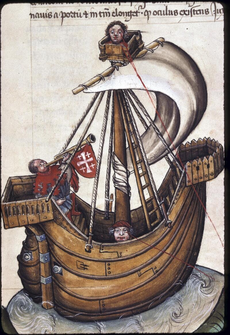 Lyon, Bibl. mun., ms. 0172, f. 005 - vue 1