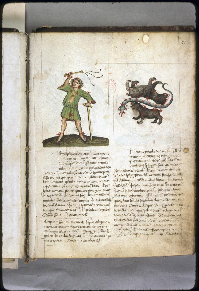 Lyon, Bibl. mun., ms. 0172, f. 041 - vue 1