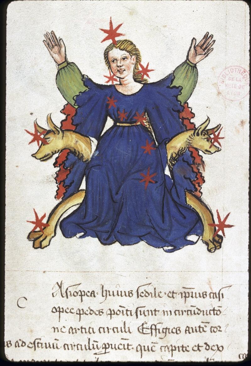 Lyon, Bibl. mun., ms. 0172, f. 043 - vue 1