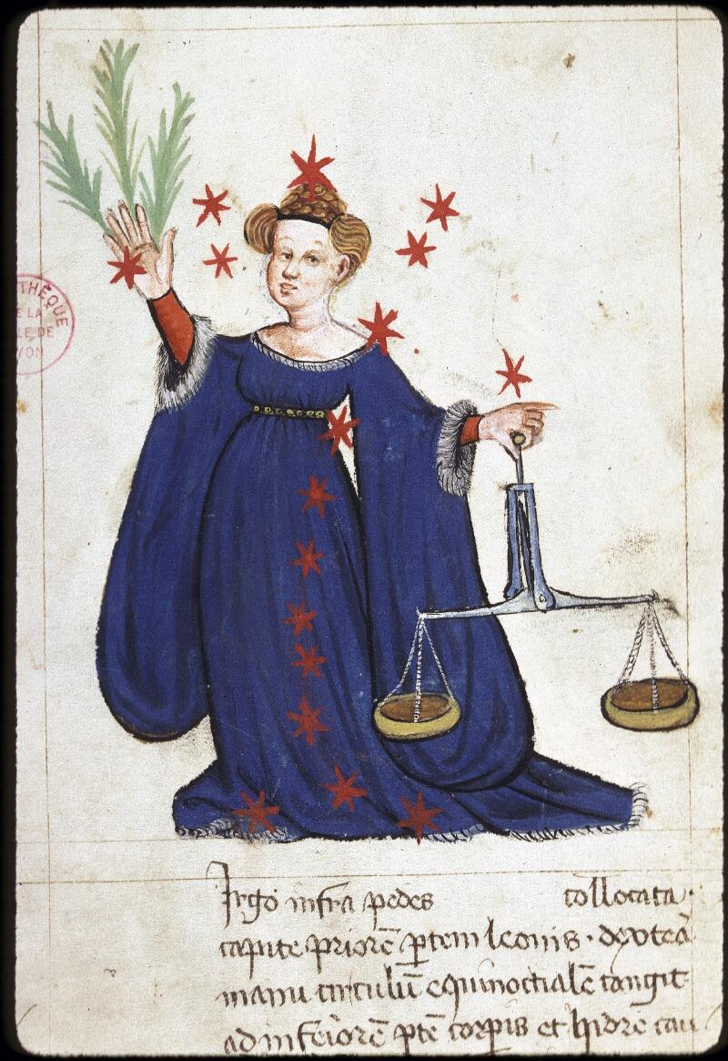 Lyon, Bibl. mun., ms. 0172, f. 046 - vue 2