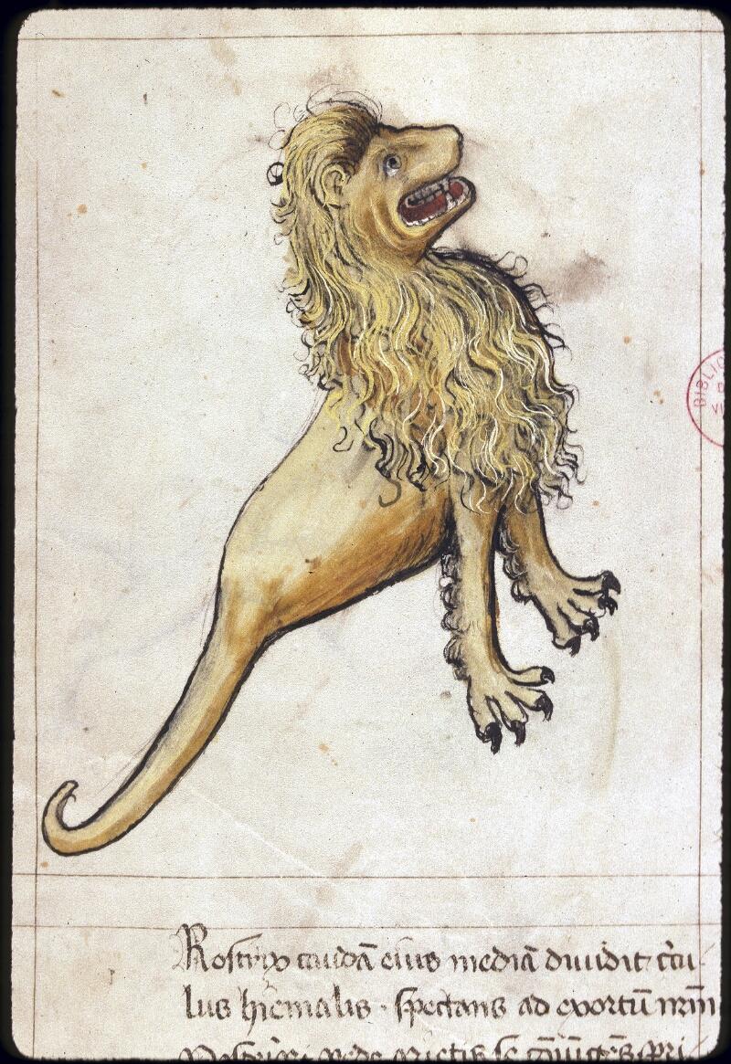 Lyon, Bibl. mun., ms. 0172, f. 049 - vue 1