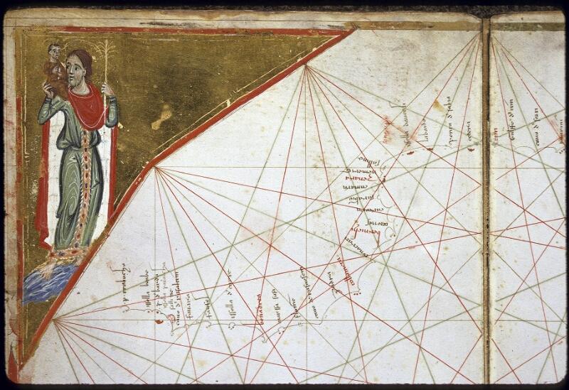 Lyon, Bibl. mun., ms. 0175, carte 5 - vue 2