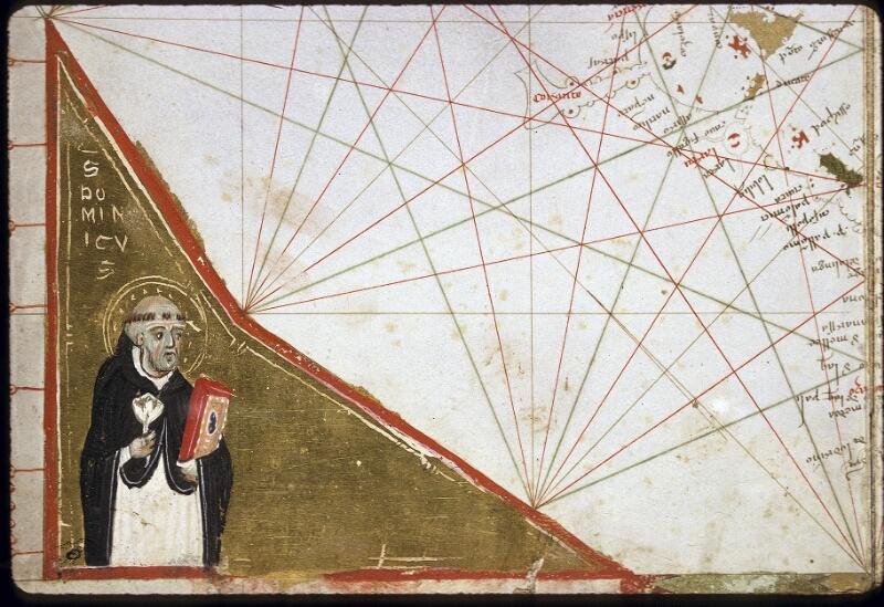 Lyon, Bibl. mun., ms. 0175, carte 5 - vue 3