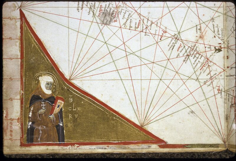 Lyon, Bibl. mun., ms. 0175, carte 6 - vue 2