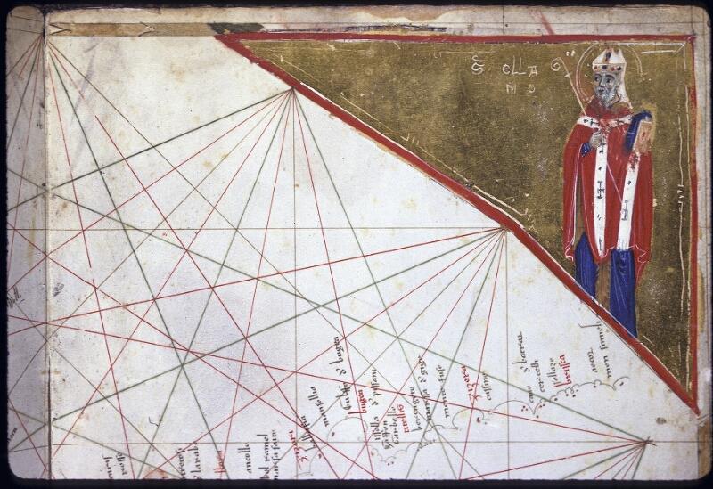 Lyon, Bibl. mun., ms. 0175, carte 6 - vue 3