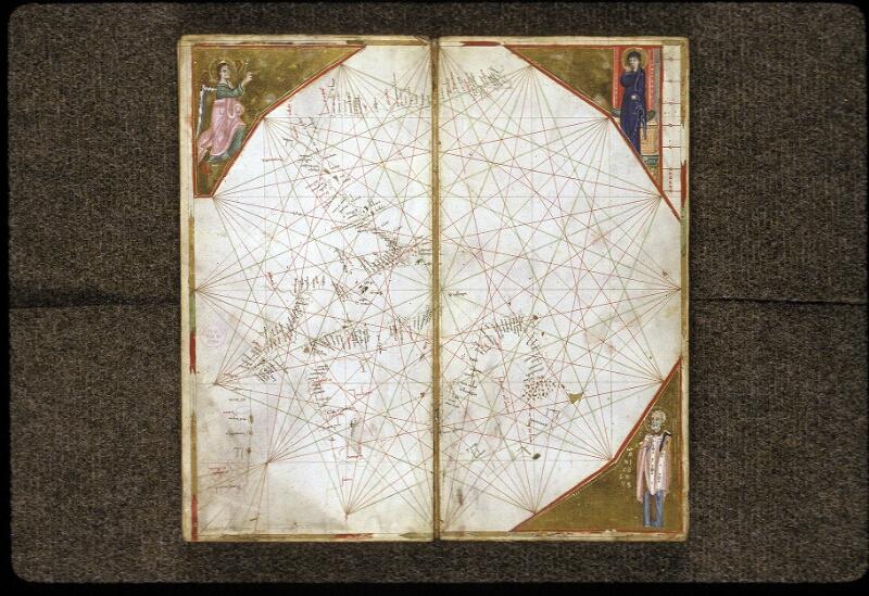 Lyon, Bibl. mun., ms. 0175, carte 8 - vue 1