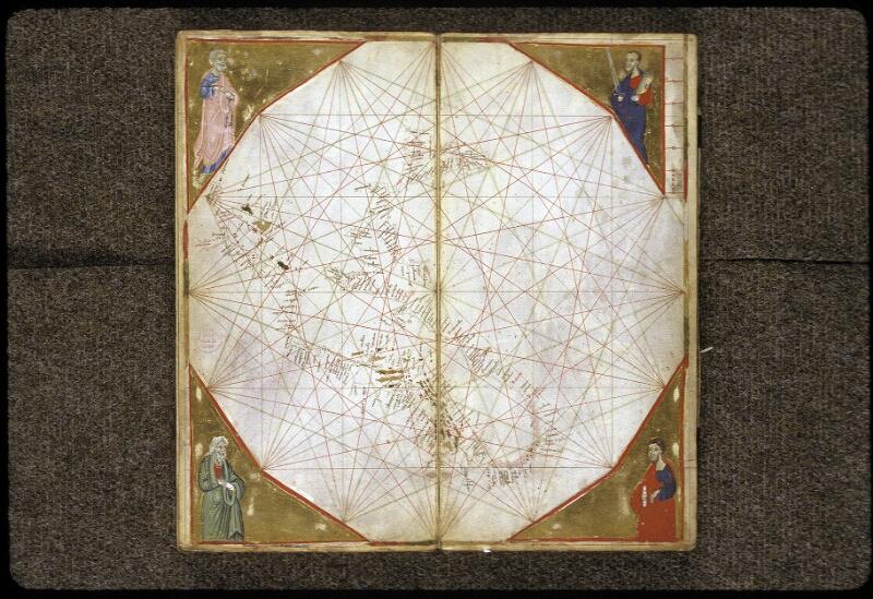 Lyon, Bibl. mun., ms. 0175, carte 9 - vue 1
